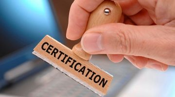 Construction Company Earn International Lean Six Sigma Certification